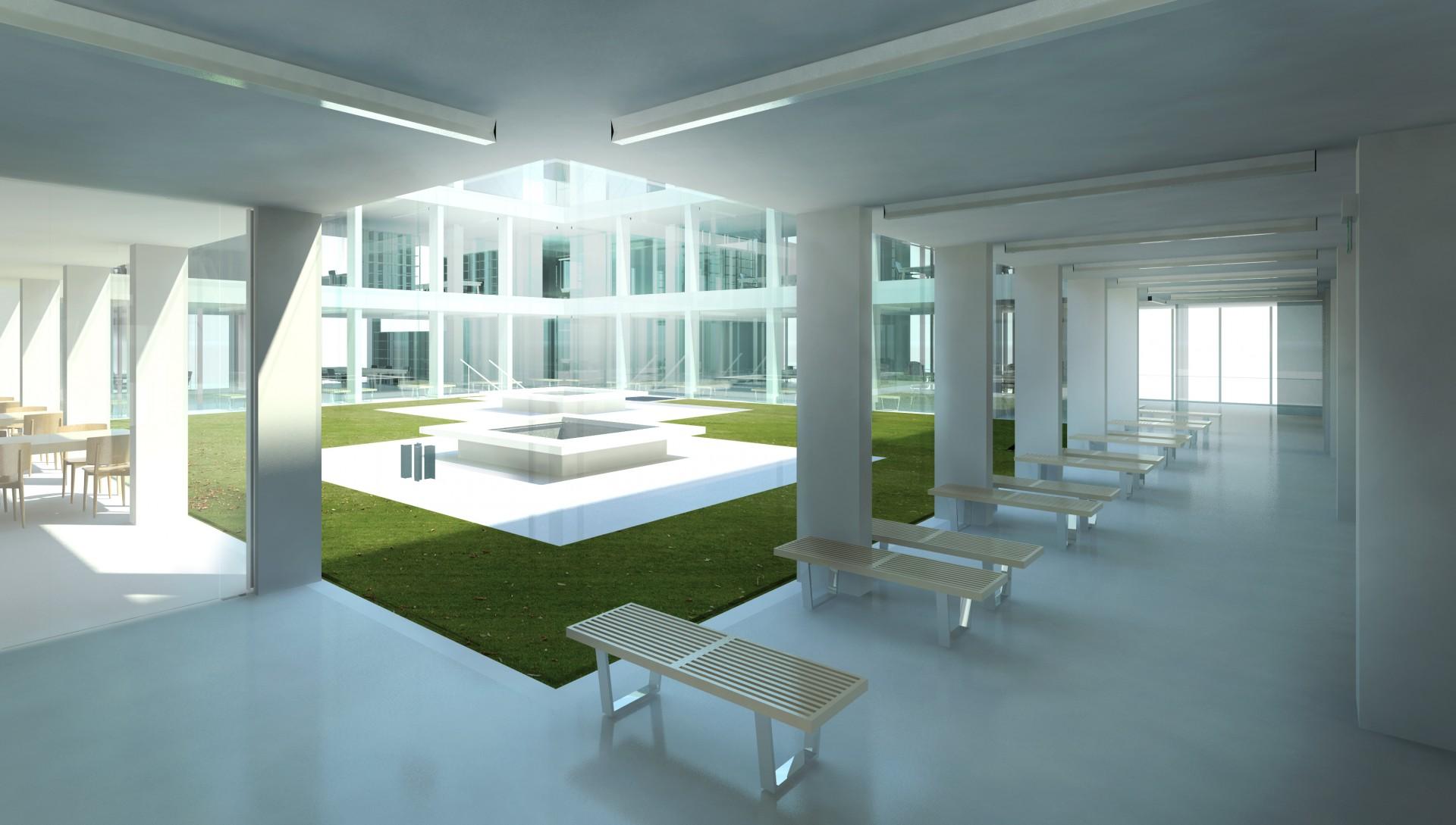 Interior, Lobby